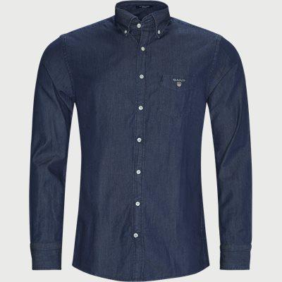 The Indigo Shirt Regular | The Indigo Shirt | Denim